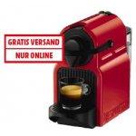 Krups XN 1005 Inissia Ruby Red Nespresso Maschine 39 € statt 62,40 €