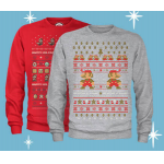 Super Mario Weihnachtspullover inkl. Versand um 18,99 € statt 29,98 €
