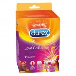 31 Stück Durex Love Collection Kondome um 9,49 € statt 15,95 €