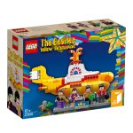 LEGO – Ideas – Yellow Submarine (21306) um 39,99 € statt 54,94 €