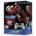 Gran Turismo Sport + PlayStation 4 Wireless DualShock Controller im GT Design inkl. Versand um 57,67 € statt 87,80 € – Betspreis