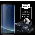 Samsung Galaxy S8 / S8+ & Gear 360 & Gear VR ab 584 € statt 854 €
