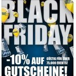 oeticket Black Friday – 10 % Rabatt auf Öticket-Gutscheine