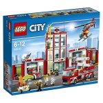 Lego 60110 City Große Feuerwehrstation um 56€ statt 74€ (nur Prime)