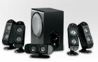 Logitech X-530 + In-Ear Earphones 100 um 49,90€ @Logitech
