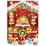 Lindt & Sprüngli Teddy Adventkalender (345g) um 14,89 € statt 24,90 €