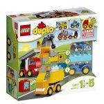 Lego Duplo 10816  – Duplo Meine ersten Fahrzeuge um 13 € statt 19 €