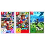Nintendo Switch Spielebundle zum Spitzenpreis bei Amazon