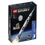 LEGO – Ideas – NASA Apollo Saturn V (21309) um 95,99 € statt 119,99 €
