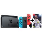 Nintendo Switch + FIFA 18 um 323 € statt 376,12 € – sofort lieferbar!