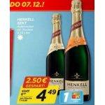 Henkell Sekt 0,7L (halbtrocken, trocken) um 2,49 € (Penny/Marktguru)