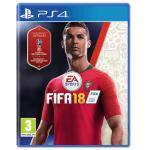 FIFA 18 (+ WM 2018) für PlayStation 4 inkl. Versand um nur 24,99 €