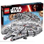 LEGO – Star Wars Episode VII – Millennium Falcon um 99 € statt 120,94 €