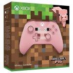 Xbox Wireless Controller – Minecraft Pink Limited Edition um 34,99 €