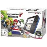 Nintendo 2DS – Konsole (schwarz) inkl. Mario Kart 7 um 70 € statt 90 €