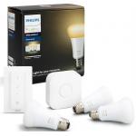 Philips Hue White Ambiance E27 Starter-Kit um 99,99 € statt 142,99 €