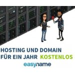easyname.at: 20GB Webspace + .at Domain – 1 Jahr Gratis