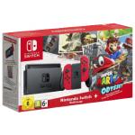 Nintendo Switch Super Mario Odyssey Bundle um 299,16 € statt 389 €