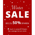 Babywalz Winter Sale auf Umstandsmode mit bis zu 50% Rabatt