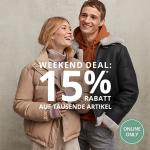 Peek&Cloppenburg.at – 20 % Rabatt auf tausende Artikel & gratis Versand