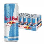 24x Red Bull 250 ml (Red Edition / Sugarfree / Zero) ab 18,32 €