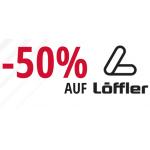 XXL Sports: -50% Rabatt auf Löffler Produkte + kostenloser Versand!