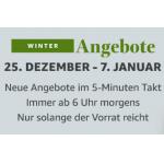 Amazon Winter Angebote vom 26. Dezember 2017 im Check