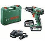 Bosch 14,4V Akkuschrauber PSR 14,4 LI-2 mit 2 Akku, Ladegerät, Koffer + 32.tlg. Bit Set um 108,54 € statt 165,25 € – Bestpreis