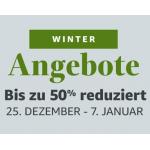 Amazon Winter Angebote vom 29. Dezember 2017 im Check