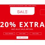 Esprit – 20% Extra-Rabatt auf Sale-Artikel (bis 16. Jänner)