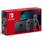 Nintendo Switch Konsole (grau oder bunt) um 289 € bei Amazon