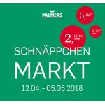 Palmers Schnäppchenmarkt – Aktionspreise bis 05.05.