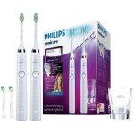 Philips HX9334/34 Sonicare DiamondClean elektrische Handzahnbürste + 2. Handstück & 4 GRATIS Bürstenköpfe um 119 € statt 177 €