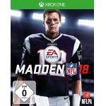 Madden NFL 18 [Xbox One] um 34,65 € statt 49,99 € – Bestpreis