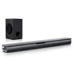 LG SJ2 2.1 Soundbar + kabelloser Subwoofer um 104,99 € statt 140,39 €