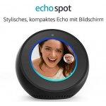 Echo Spot (129,99 €) Neuerscheinung bei Amazon – 40 € Rabatt ab 2 Stück