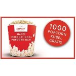 Popcorn Day – GRATIS Popcorn Kübel in Cineplexx Kinos (am 19.01.)