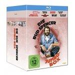 Die Bud Spencer Jumbo Box [Blu-ray] um 29,97 € statt 58,99 €