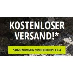 XXL Sports & Outdoor Onlineshop – gratis Versand (bis 21.01.)
