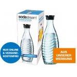 SodaStream Glaskaraffe 0,6L inkl. Versand um 8,88 € statt 12,99 €