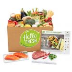HelloFresh – 50% Rabatt auf 2 Kochboxen – ab 22,49 € statt 44,99 €