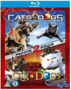 11,99€ für Cats & Dogs 1+2 (4 Discs) @ Play.com