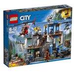 LEGO City 60174 – Bergpolizei Hauptquartier um 50,14 € statt 60,94 €