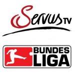 Servus TV – 6 Deutsche Bundesliga Fußballspiele live im TV & Stream