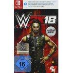 WWE 2K18 [Nintendo Switch] um 19,01 € statt 29,99 € – Bestpreis