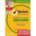 Norton Security Standard Antivirus 2018 (1 Gerät)um 12,49€ statt 19,99€