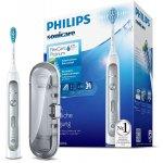 Philips HX9111/20 Sonicare FlexCare Platinum elektrische Zahnbürste + 4 Stück Ersatzbürsten um 99 € statt 145,34 €
