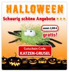 Katzen-Grusel (Spielzeug für Katzen) kostenlos ab einem Bestellwert von 29€ @Zooplus.de