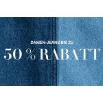 H&M Online: Bis zu 50% Rabatt auf Damen Jeans (bis 24.02.)