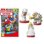 Super Mario Odyssey + 3 amiibo Figuren um 45 € statt 99 €
